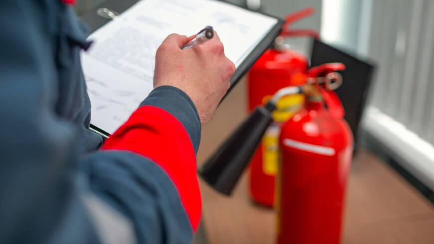 Are You Meeting the Legal Requirements for Fire Safety?