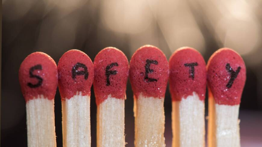 Fire & Life Safety, How Much Do You Know About It? Take this 60-second quiz!