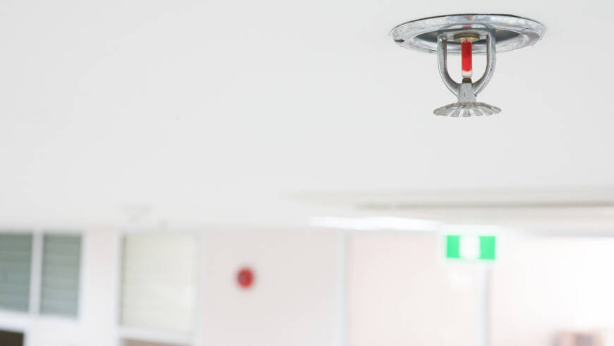 The 4 Types of Fire Sprinkler Systems