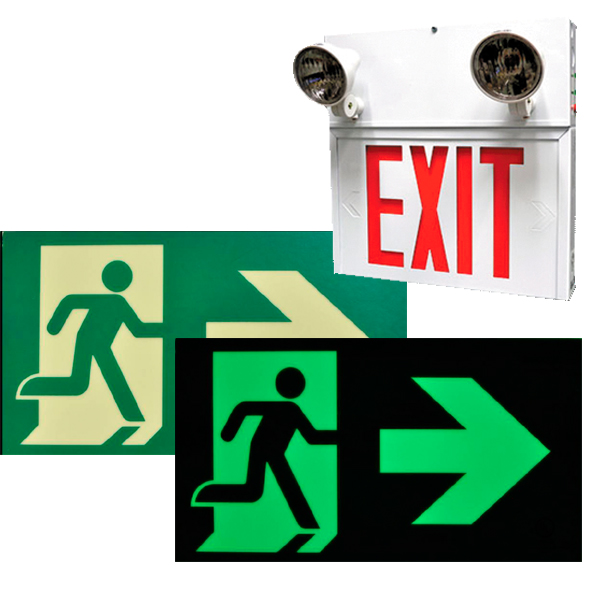 Emergency Exit Signage, the New Standard